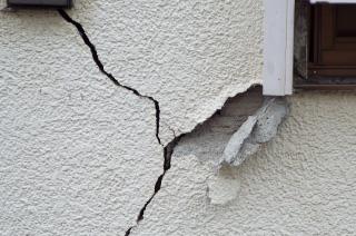 外壁の劣化や破損